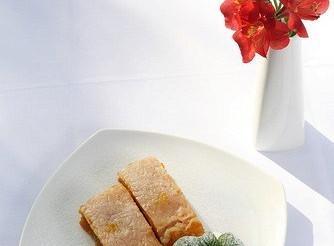 Морквяно-яблучний пудинг – рецепт