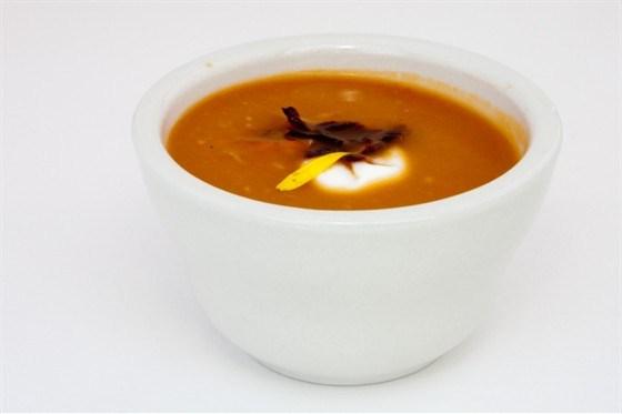 Морквяний суп-пуре з каррі – рецепт
