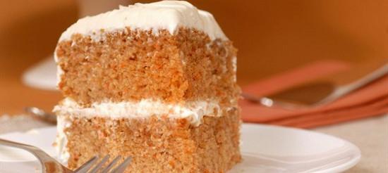 Сирний торт з вершками – рецепт