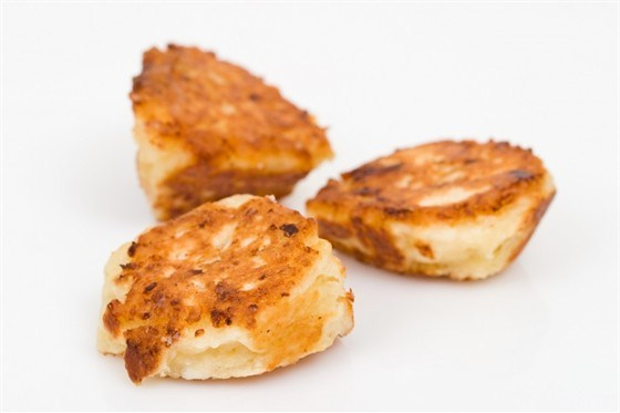 Сирники з сиру з картоплею – рецепт