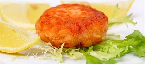 Котлети з тріски з табаско – рецепт