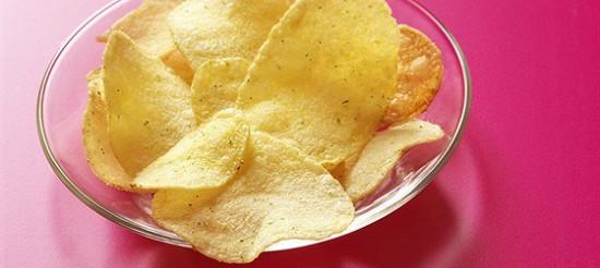 Чіпси – рецепт