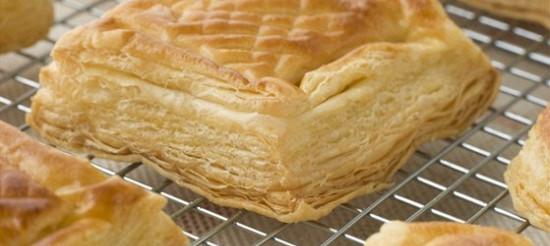 Рубане тісто на маргарині – рецепт
