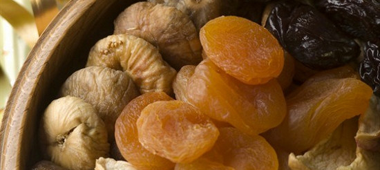 Компот із сушених фруктів – рецепт