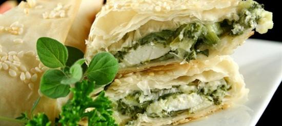 Хрусткі сирні пиріжки – рецепт