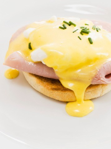 Соус яєчно-масляний – рецепт