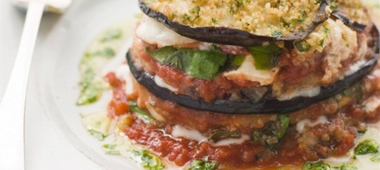 Баклажани з сиром – рецепт