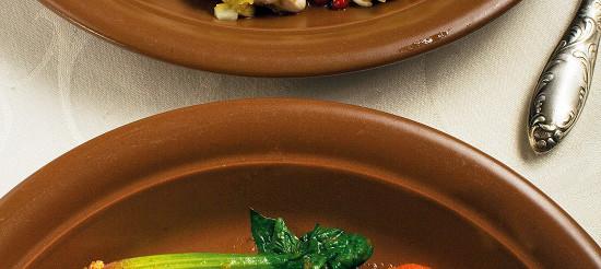 Смажений сир пекоріно з часником і медом – рецепт
