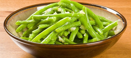 Смажена зелена квасоля – рецепт