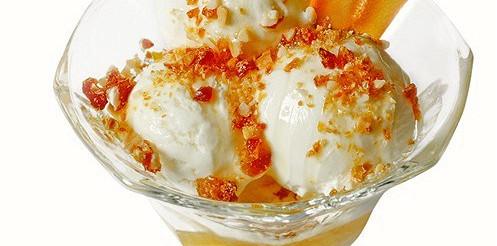 Імбирне морозиво – рецепт