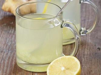 Імбирний чай з медом і лимоном – рецепт