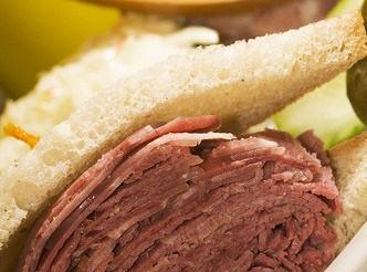 Великий бутерброд по-угорськи – рецепт