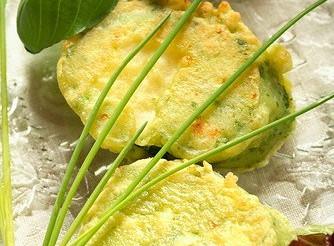 Смажені кабачки зі сметаною – рецепт