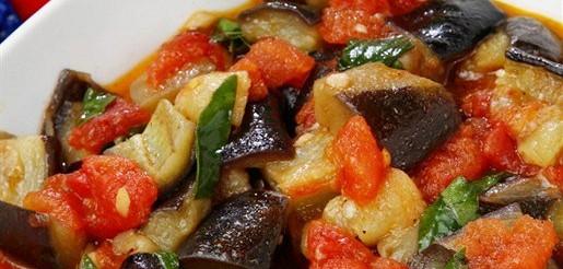 Капоната з оливками – рецепт