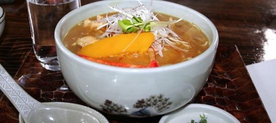 Локшина по-корейськи – рецепт