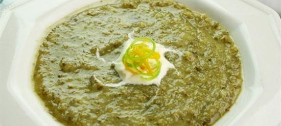 Суп довгого варіння з селери – рецепт
