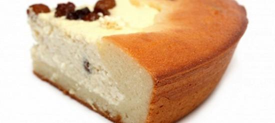 Відкритий сирний пиріг – рецепт