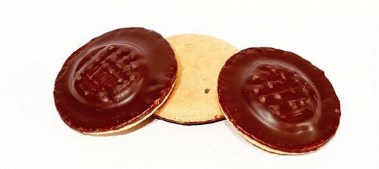 Апельсиново-шоколадне печиво – рецепт