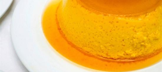 Десерт апельсиновий – рецепт