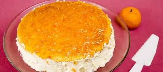 Апельсиновий ароматний пиріг – рецепт