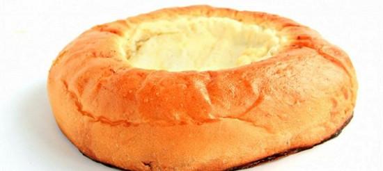 Пиріжки з сирним фондю – рецепт