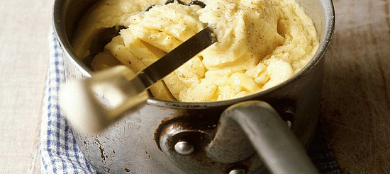 Ідеальне картопляне пюре – рецепт