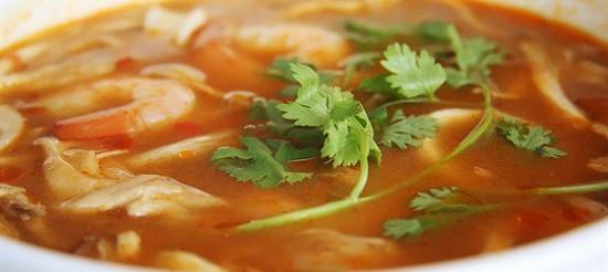Перуанський рибний суп – рецепт