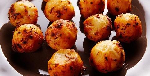 Португальські пампушки з солоною тріскою – рецепт