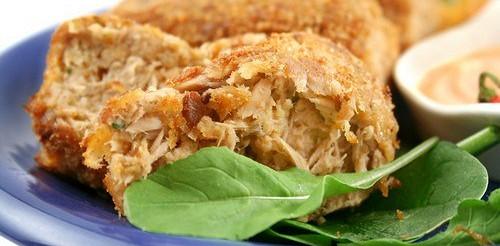 Рулети з картоплі з тунцем і майонезом – рецепт