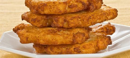 Картопляні коржі з бринзою – рецепт