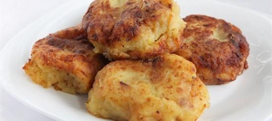 Картопляні котлети – рецепт