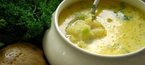 Суп картопляний – рецепт