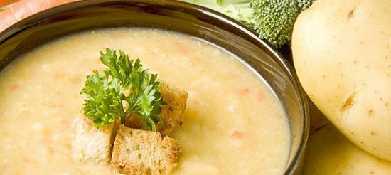 Картопляний суп – рецепт