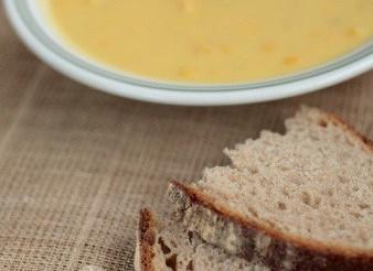 Гарбузовий суп з підсмаженою солодкою кукурудзою – рецепт