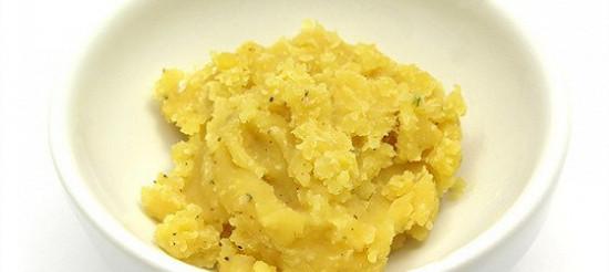 Пюре з гороху або сочевиці – рецепт