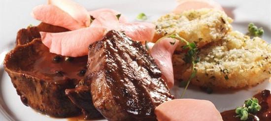 Соус з червоного вина до м'яса – рецепт