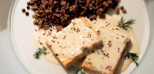 Соус рисовий з маслом – рецепт