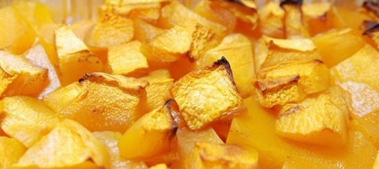 Гарбуз смажена – рецепт