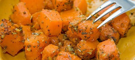 Смажена гарбуз – рецепт