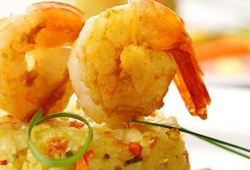 Салат з манго і креветок – рецепт