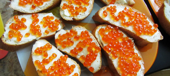 Бутерброд по-Камчатський – рецепт