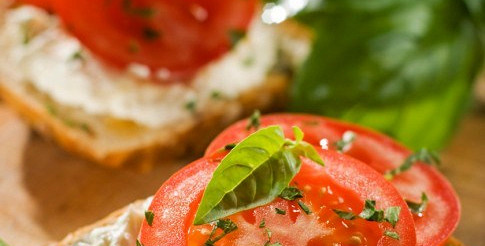 Бутерброд з сирним маслом – рецепт