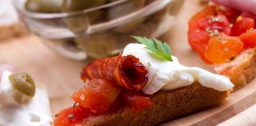 Бутерброд з бринзою – рецепт