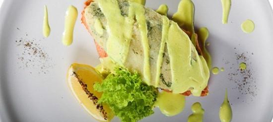 Соус «Муслін» до риби – рецепт