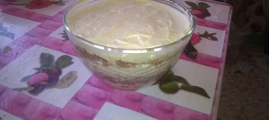 Салат з сайри з маринованою цибулею – рецепт