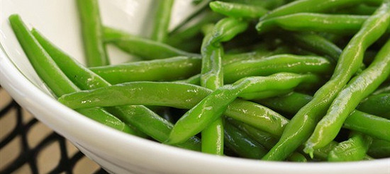 Соте з зеленої квасолі – рецепт