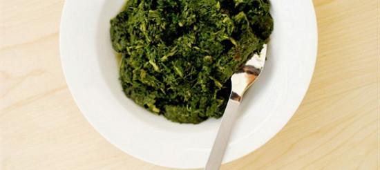 Пхали зі шпинату з болгарським перцем – рецепт