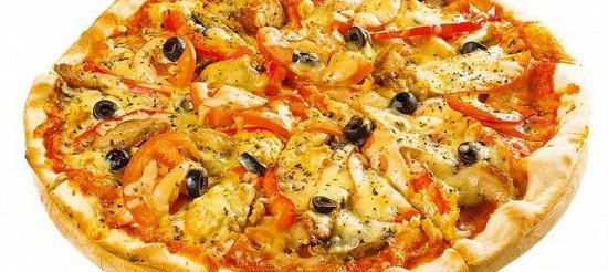 Копчена моцарелла з червоним перцем, приготованим на грилі – рецепт