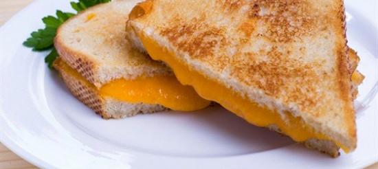 М'які сендвічі з сиром – рецепт