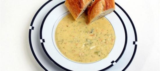 Суп-пюре з печінки – рецепт